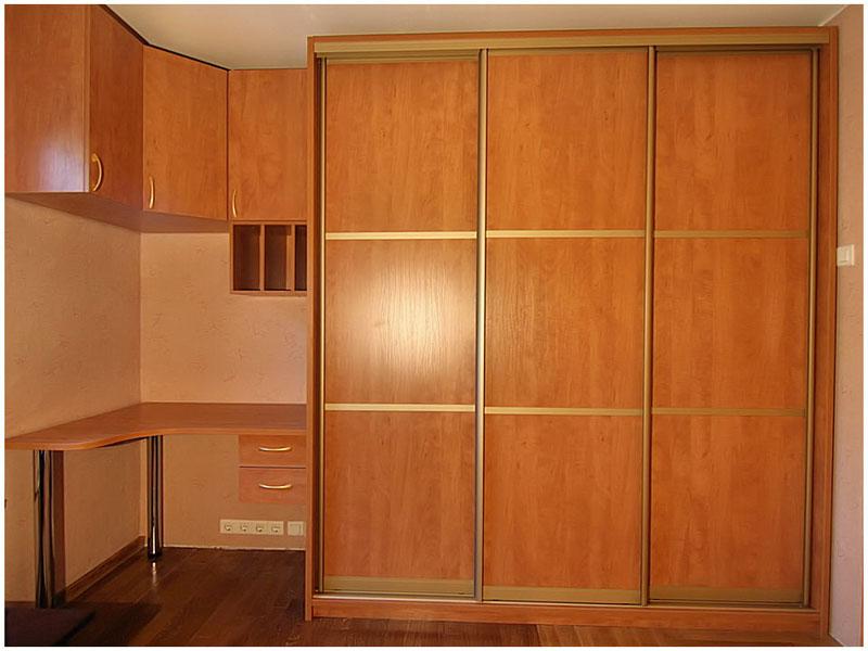Собрать двери шкафа купе 30